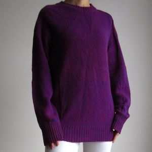 *Vintage* Parts&Labour - 100% Virgin Wool Sweater
